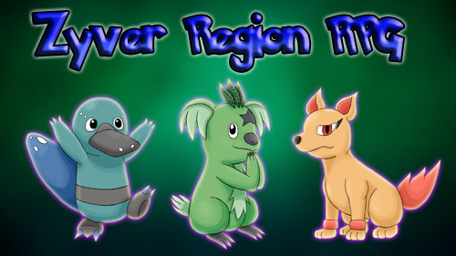 The Zyver Region | Exclusive Pokemon | Active Community Pm91N1