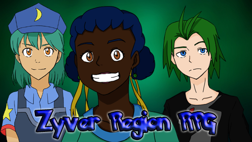 The Zyver Region | Exclusive Pokemon | Active Community PmeO3x