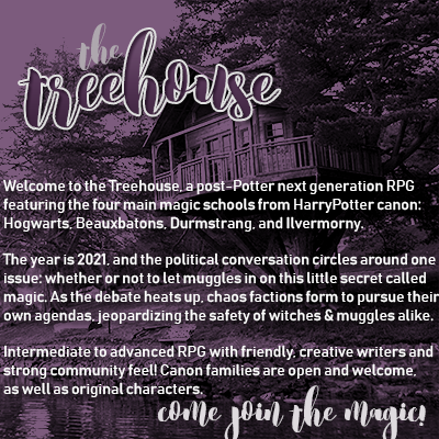 TREEHOUSE - POST POTTER JCINK RP Pw1CVW